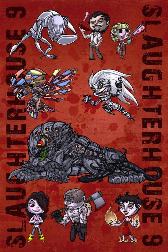 Slaughterhouse 9 by Scarfgirl